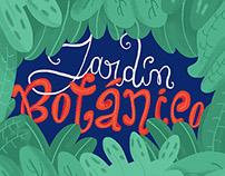 Explore el Jardín Botánico