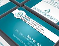 HHG Business Card Design