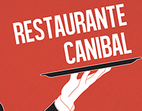 RESTAURANTE CANIBAL - book cover