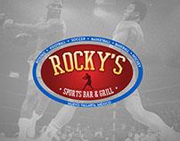 Imagen Rocky's Sports Bar & Grill