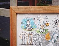 Dibujo en Vivo: Vida al Máximo