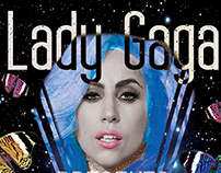 Lady Gaga | Tour Poster