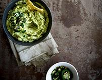 Avocado & jalapeño Dip