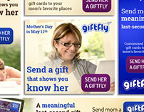 Banner Ads :: GiftFly Mother's Day