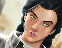 Legend Of Korra Season 4 Kuvira