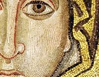 Мозаики Софии Киевской.11 век.