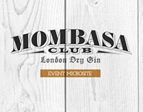 Mombasa Event Microsite