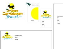 Dream Caribbean Stationery