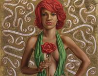 Rihanna cover for The Venue magazine