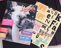 Llama Magazine • Revista Llama