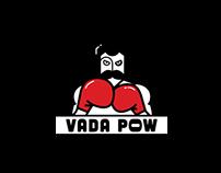 Vada Pow Branding