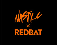 Nasty C x REDBAT. Drop01