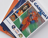 Spokane Shock Gameday Programs