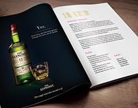The Glenlivet | Print Ad Proposal