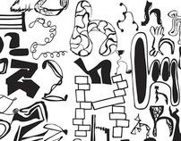 Doodle Type 'H' & 'Z'