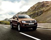 Volkswagen - Amarok Advertising