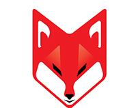 Vector Fox Faces
