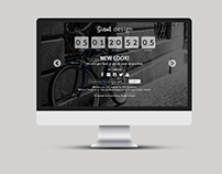 Photography - Coming Soon Site Template