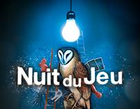 Nuit du Jeu 2015