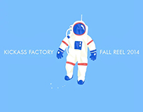 2014 Fall Showreel
