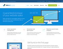 SEO WP — Social Media and Digital Marketing Agency