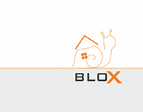 BLOX - concept of mobile home structures