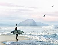 Rio Surfers