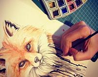 Animal Illustrations for Dogo - 2