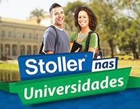 Stoller do Brasil - Stoller nas Universidades