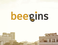 Beegins Visual Identity