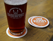 Haresfoot Craft Beer