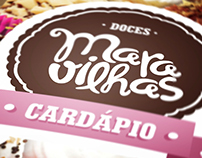 Doces Maravilhas | Branding