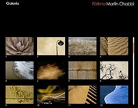 Fátima Martín Chabbi Galería Fotográfica