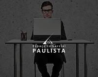 Responsive Web Design - Espaço Comercial Paulista