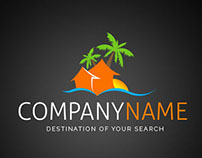 Creative Works - Travels Company Logo