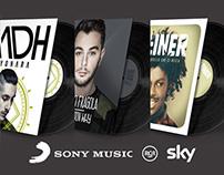 X-Factor Italy 8 / Singles (Sony / Rca / Sky)