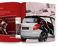 Creative agency catalogue