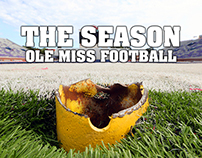 The Season: Ole Miss Football 2014: No. 1 Alabama