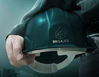 BM Lajes | Branding
