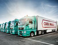 Heinz Schauperl Logistics - Branding