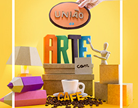 União das Artes | Stop Motion | Advertising