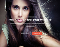 Loop - One Page Multipurpose Website Template