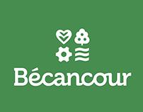 Ville de Bécancour - Identité visuelle