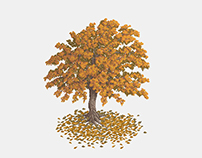 Pixel Art  /  Vegetation