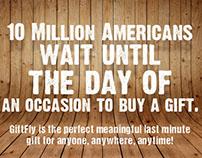 Social Posts :: GiftFly Merchant