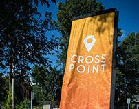 Cross Point Branding, Wayfinding, & Marketing Center.