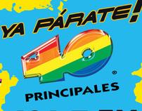 Material POP 40 Principales