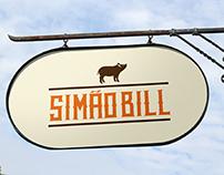 Simão Bill - Identidade Visual e rótulo