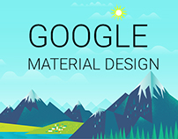 Google Redesign | PSD Download Free | Material Design