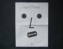Newspaper | Galerie Huren & Soehne